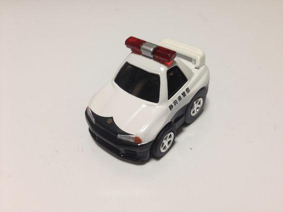 STD-8 SKYLINE GT-R パトカーコレクションVol.1