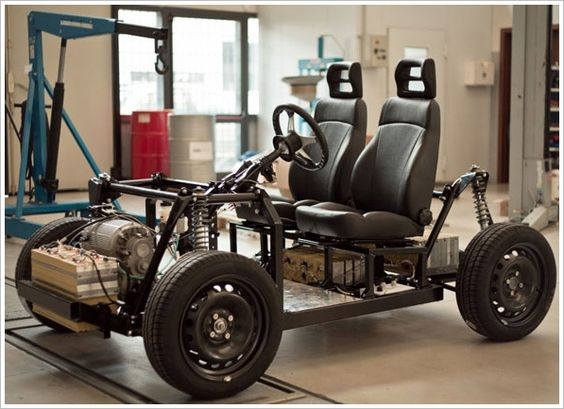Tabby EVO - the $4000 open source electric car you can build yourself in an hour