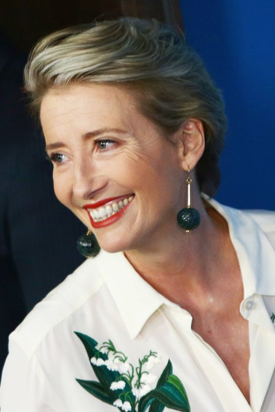 Emma Thompson Reveals Why She Made A Major Career Swerve In Her Twenties