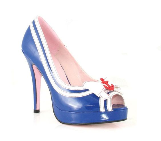 LA MATEY SAILOR SHOES SIZE 7