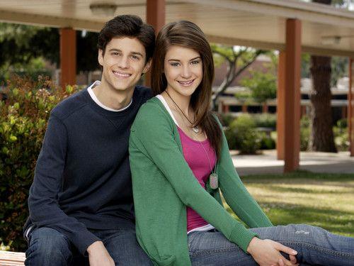 The Kids of Grant High - Shailene Woodley (Amy) and Ken Baumann (Ben)