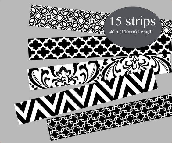 Stair Riser Vinyl Strips Removable Sticker Peel & Stick