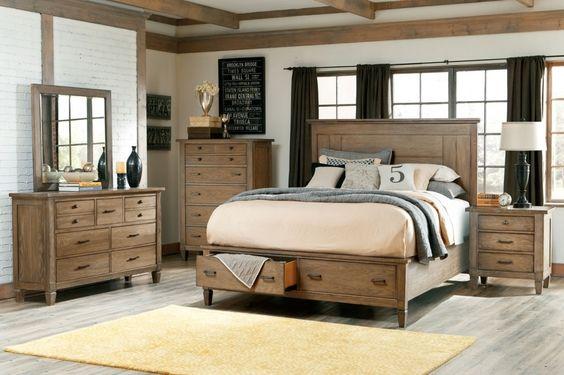 Mesmerizing Wood Bedroom Furniture