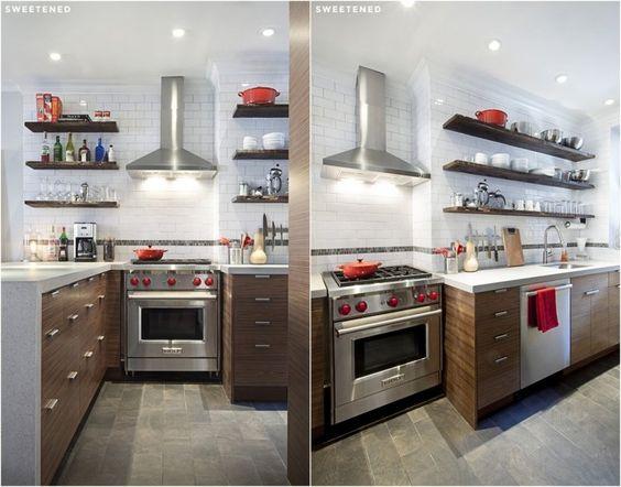 peinture meuble cuisine gris perle petite cuisine moderne avec un carrelage mural blanc m - Cuisine Gris Perle
