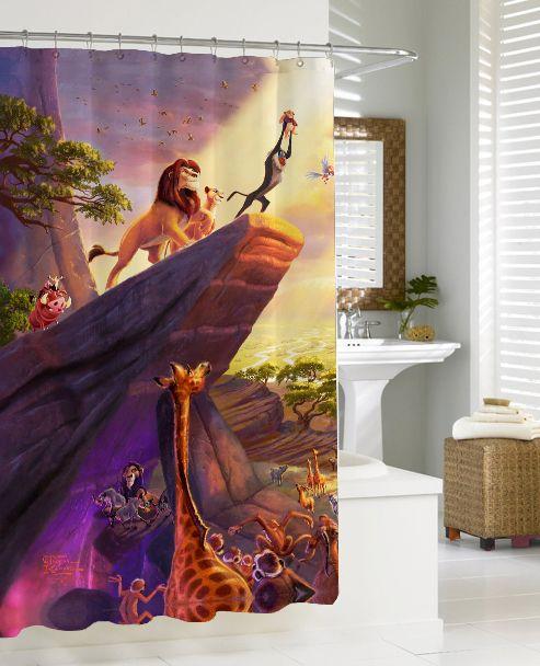Hakuna Matata Lion King Disney Custom Design Print On Waterproof