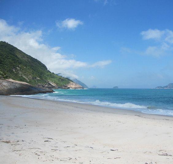 Beautiful beach in Brazil. #beach #brazil #nature #beautiful