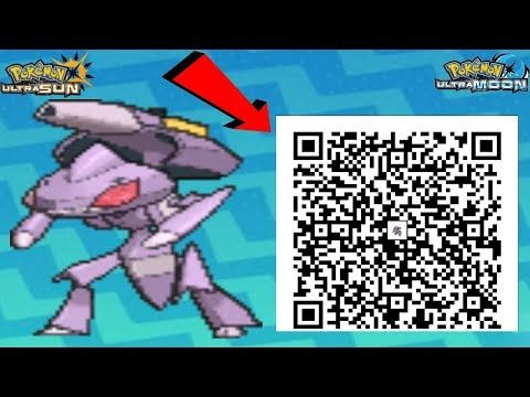 Rayquaza Special Qr Codes For Pokemon Ultra Sun Pokemon Ultra Sun Event Qr Codes Youtube Pokemon Coding Qr Code