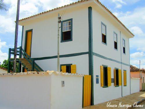 Santa Cruz de Goiás - Brasil - Museu e Arquivo Histórico