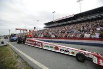 Kenny Bernstein (pictured) and John Force join the International Motorsports Hall of Fame [photo: NHRA Media]