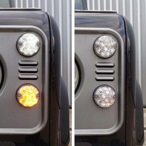 Land Rover Defender 90 110 S//steel Front Grille Screws