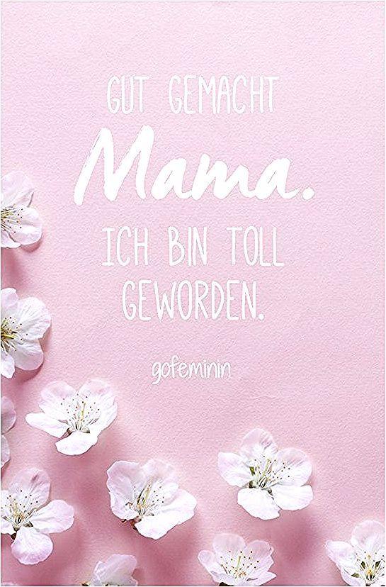 Danke Mama Die Schonsten Spruche Zum Muttertag In 2020 Muttertag Spruche Beste Mama Schone Spruche