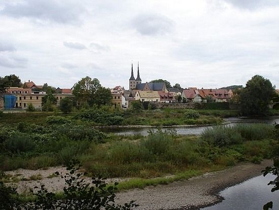 better picture of Grimma, Saxony, Germany where my grandfather was from!
