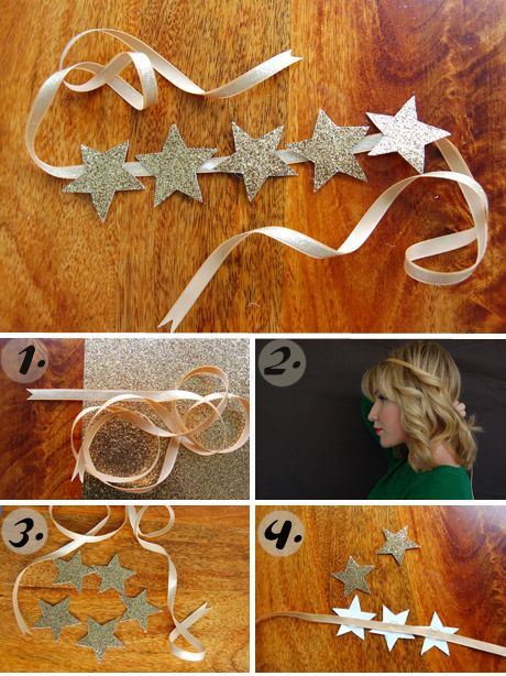 21 DIY Headband Ideas: