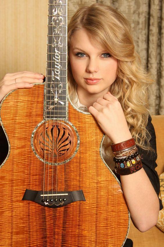 Guitar Girl Magazine » Taylor Swift Pledges Four Million