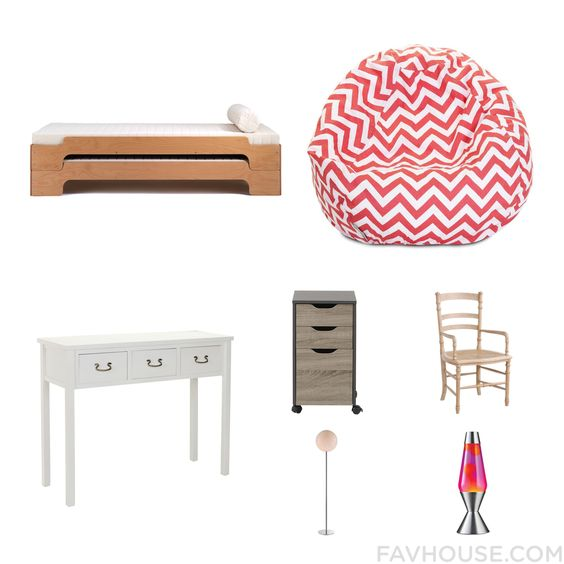 House Goods Featuring Müller Möbelwerkstätten Bed Bean Bag Safavieh Accent Table And 3 Drawer File Cabinet From August 2015 #home #decor