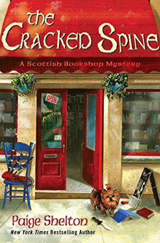 The Cracked Spine by Paige Shelton http://www.amazon.com/dp/1250057485/ref=cm_sw_r_pi_dp_jX4Zvb1AE9YRJ