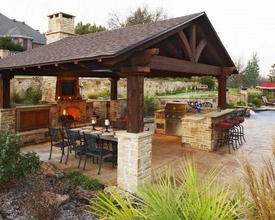 Backyard Kitchen Best 25 Outdoor Kitchens Ideas On Pinterest Backyard Kitchen Nano Outdoor Cooking Area Outdoor Kitchen Outdoor Kitchen Design Layout