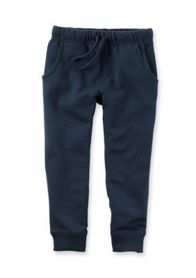 Carters  French Terry Joggers Toddler Boys
