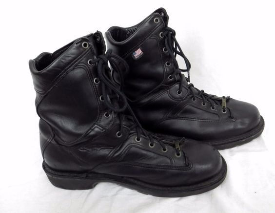 Danner Gore-Tex Acadia Elite Boots 13 Leather Vibram Tactical ...