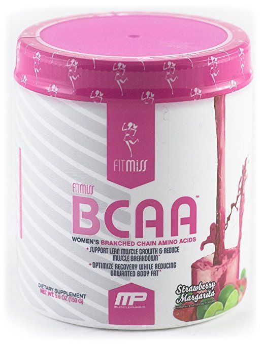 Ranking the best BCAAs for women of 2018