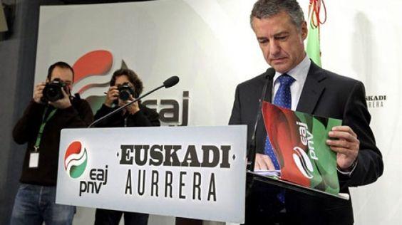 Urkullu 'adelgazará' el Gobierno Vasco