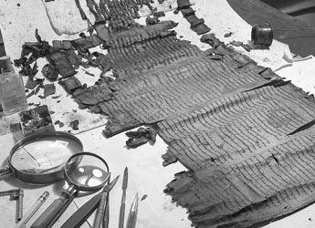 Resultado de imagen de genesis apocrifo mar muerto