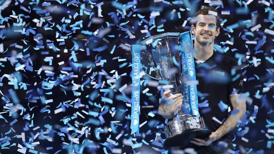 ATP Finals 2016 Campeón: Andy Murray:
