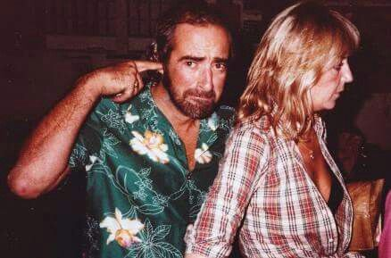 John McVie and Christine McVie, Fleetwood Mac.