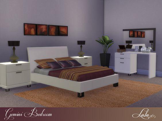 Lulu265's Gemini Bedroom