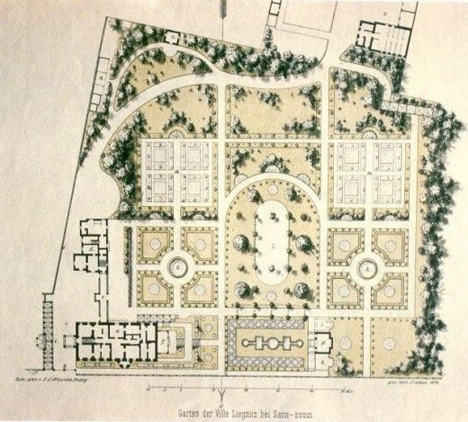 French garden design jardins barroco e pesquisa for French baroque characteristics