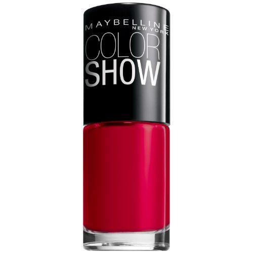 Maybelline New York Color Show Nail Lacquer, Paint The Town, 0.23 Fluid Ounce $0.69 (83% OFF)