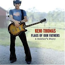Keni Thomas : Flags of Our Fathers [Us Import] CD (2005)