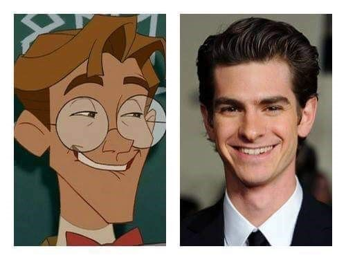 If Disney Ever Makes A Live Action Atlantis This Would Be The