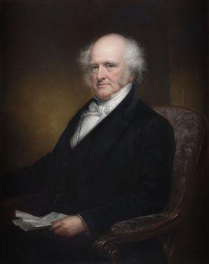 Martin Van Buren - Wikipedia, the free encyclopedia