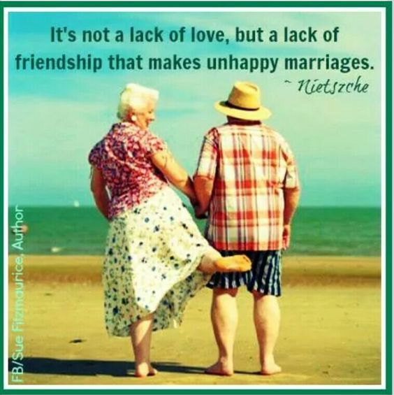 Old Age Couple Quotes: For My Husband.....my Best Friend!