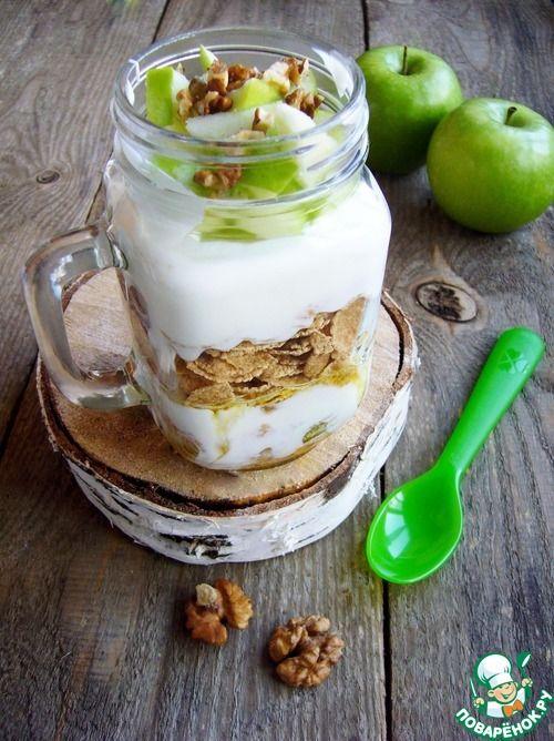 Полезный завтрак для школьников - кулинарный рецепт
