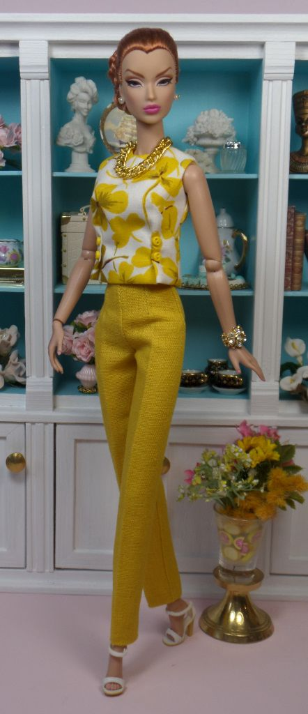 The Breezes | Matisse Fashions and Doll Patterns