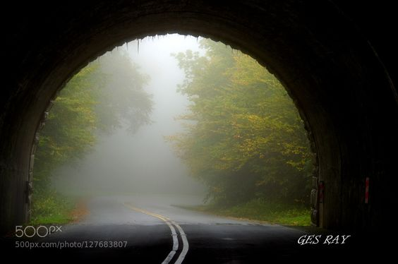 Tunnel! by GraceRay