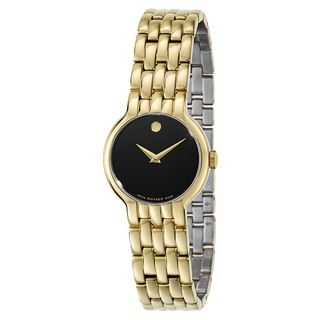 gold plated silver watch
