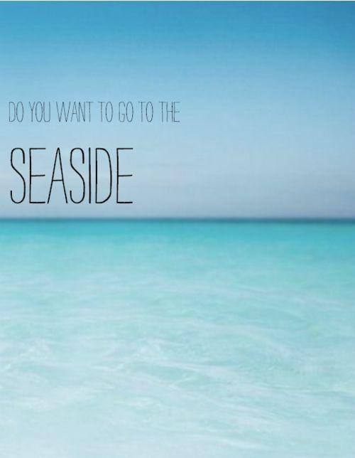 Do You Want To Go The Seaside Kooks