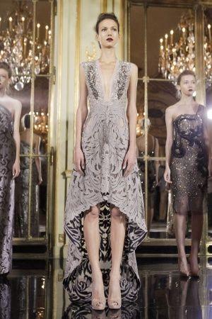 Rami Al Ali Fall Couture via http://nowfashion.com