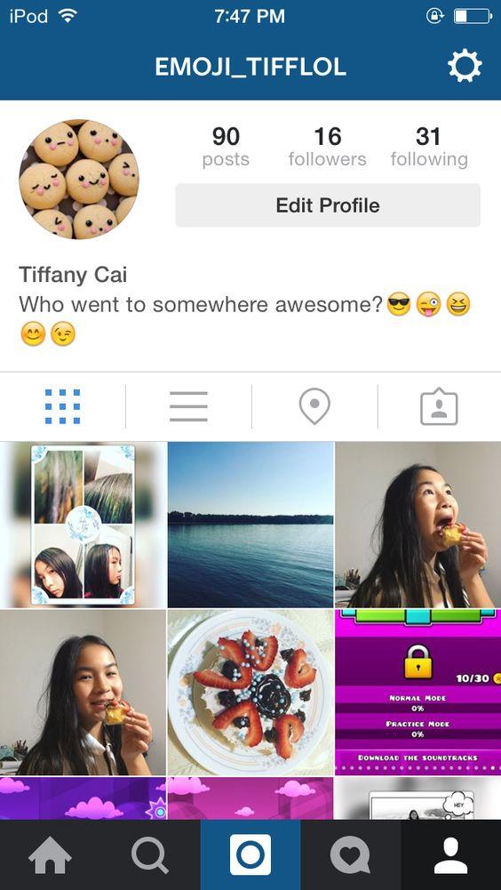 Hey! Follow me on Instagram: emoji_tifflol