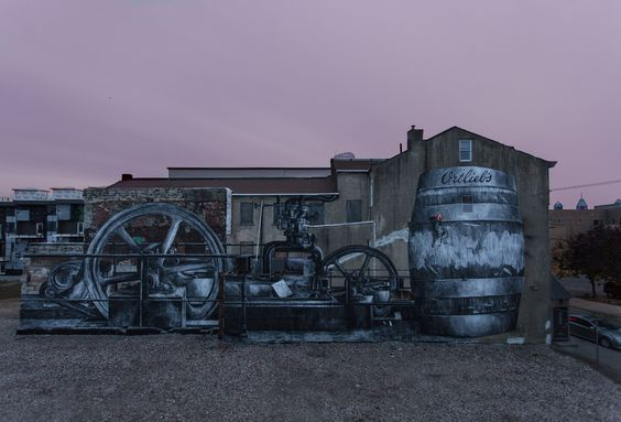 ストリートアートに永遠の命を。Googleが保存する6大陸のコレクションが凄い【画像集】