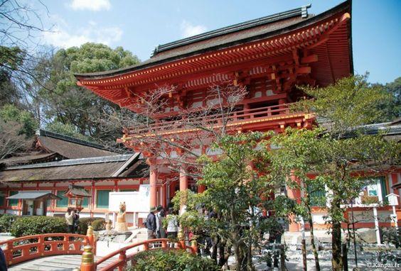 Sanctuaires Kamo à Kyoto : Kamigamo et Shimogamo