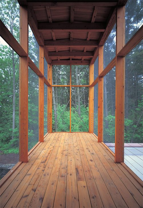 Salema Architect - Albrecht house, Red Wing MN 2000. Photos (C) Peter Bastianelli-Kerze.
