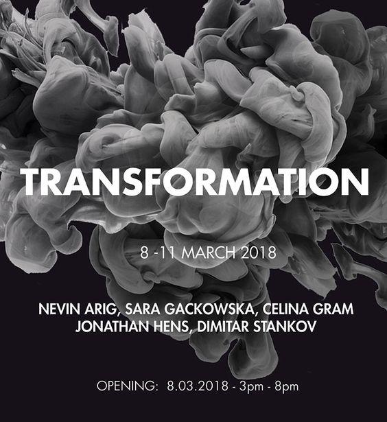 Transformation EXHIBITION / MJW-SchmuckTalente2018 / 08- 11 MAR 2018 - Lothar Goetter Atelier - Westendstr. 76A 80339 -  Munich  GERMANY - Nevin Arig, Sara Gackowska, Celina Gram, Jonathan Hen, Dimitar Stankov
