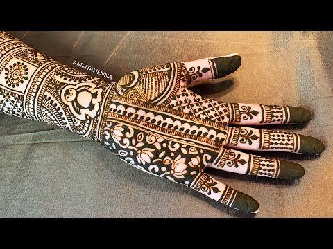 Best Bridal Mehndi Henna Tattoo Artist Orlando Florida Usa Youtube Henna Bridal Mehndi Henna Tattoo