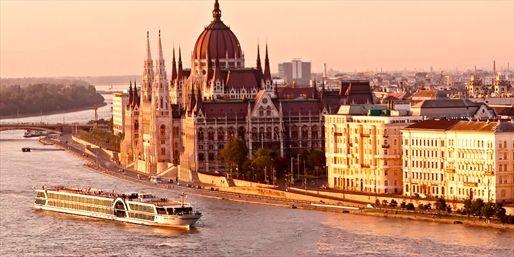 1599 € -- Donaudelta-Kreuzfahrt ab Passau, statt 3199 €