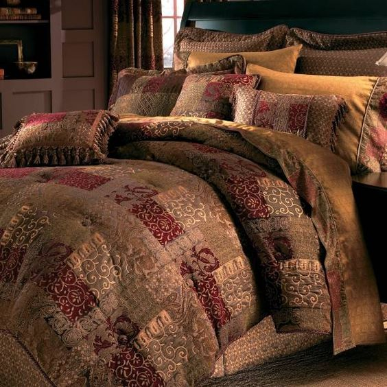 Galleria Bedding By Croscill Bedding Bedding Pinterest
