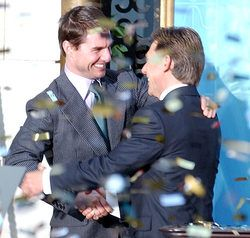 How Scientology Spied on Tom Cruise - Runnin' Scared